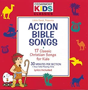 Classics: Action Bible Songs by Cedarmont Kids