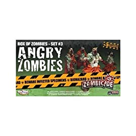 Zombicide Season 2: Prison Outbreak Base Game