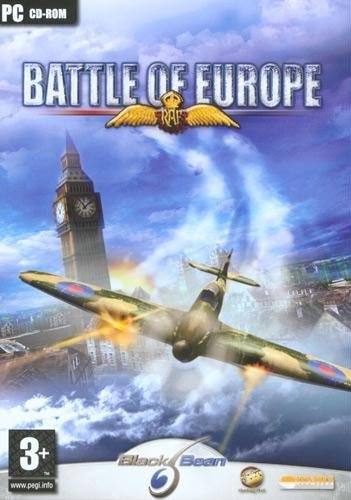 PC BATTLE OF EUROPE JCX