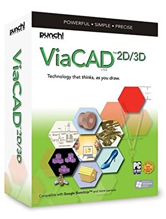 Punch! Viacad 2D/3D [OLD VERSION]