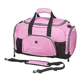 Pink Duffel