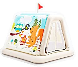 Indain Charm LED Tent House with FREE Poster of your Baby