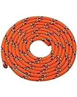 Sauter à la corde - corde à sauter 3 m - HAEST - beau motif - bleu - vert - rouge - orange - jaune