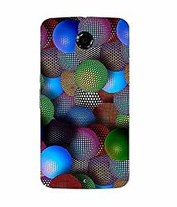 Case Cover Jungle Book Printed Green Hard Back Cover For LG Google Nexus 6