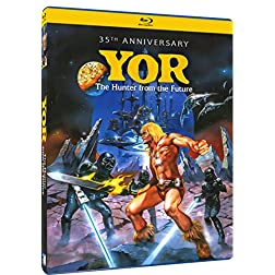 Yor - The Hunter From The Future (35th Anniversary Edition) [Blu-ray]
