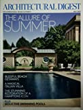 img - for Architectural Digest Magazine (July, 2013) book / textbook / text book