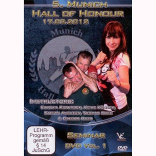 5th Munich Hall Of Honour Seminar: Volume 1 [DVD] [Edizione: Regno Unito]