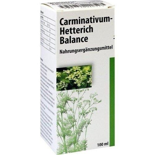 CARMINATIVUM Hetterich Balance Tropfen z.Einnehmen 100 ml by Teofarma s.r.l.