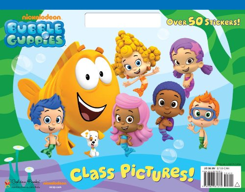 Bubble Guppies: Class Pictures!
