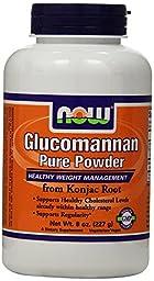 NOW Foods Glucomannan 100% Pure Powder - 32 oz Pack