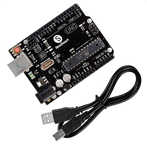 SainSmart-UNO-R3-ATmega328P-Development-Board-Free-USB-Cable