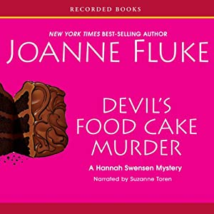 Devil's Food Cake Murder Audiobook