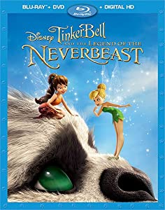 Tinker Bell and the Legend of the Neverbeast [Blu-ray] from Walt Disney Studios Home Entertainment
