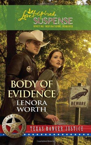 Image of Body of Evidence (Love Inspired Suspense)