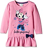 #7: Disney Baby Girls' T-Shirt (DISNEY _TC 4310_Pink_6 - 12 months)