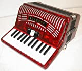 Hohner Accordions 1304-RED 73-Key Accordion
