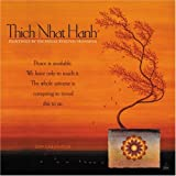 Thich Nhat Hanh - Paintings by Kirsten-Honshin 2009 Wall Calendar