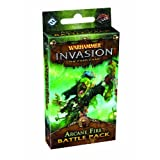 Warhammer Invasion The Card Game: Arcane Fire Battle Pack