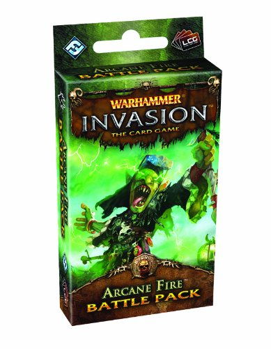 Warhammer Invasion LCG: Arcane Fire Battle Pack