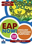 img - for EAP Now! English for Academic Purposes - Student Book book / textbook / text book