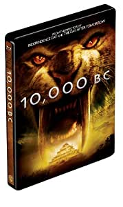 10,000 BC (Limited Edition SteelBook) [Blu-ray]