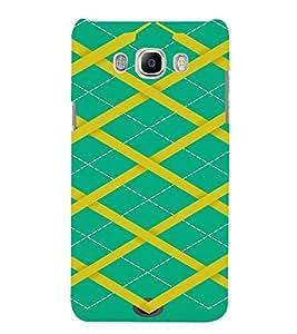 PrintVisa Sweater Design 3D Hard Polycarbonate Designer Back Case Cover for SAMSUNG GALAXY J5 2016 Edition