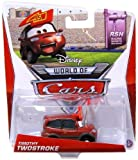 2013 DISNEY PIXAR MOVIE CARS TIMOTHY TWOSTROKE CAR