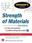 Schaum's Outline of Strength of Mater...