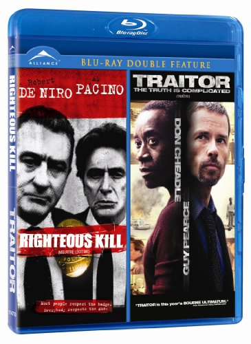 Righteous Kill / Traitor (Double Feature) (Blu-ray)