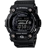 Casio #GW7900B-1A Men's Black Rescue Multi Band Atomic Solar G Shock Watch