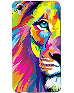 HTC Desire 826 Back Cover Designer Hard Case Printed Cover