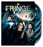 Fringe: The Complete Fifth Season [DVD] [Region 1] [US Import] [NTSC]