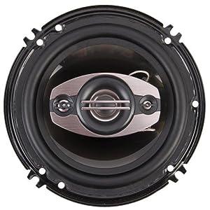 Power Acoustik Crypt CF-653 Speaker - 3-way