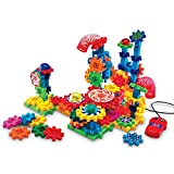 Learning Resources Gears! Gears! Gears! Lights and Action Building Set