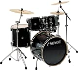 Sonor Force 1007 Stage 1 5 Piece Drum Set in Natural