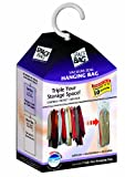 Space Bag WBR-5700 Vacuum-Sealing Hanging-Suit Storage Bag