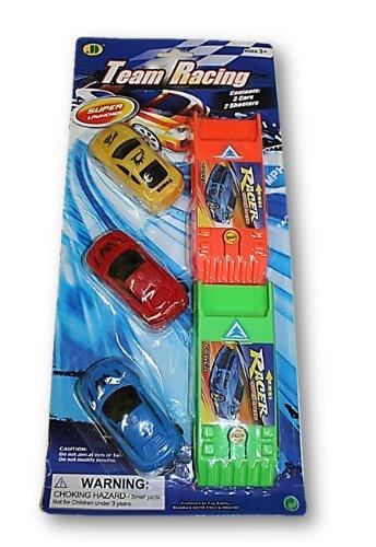 Team Racing Super Launchers
