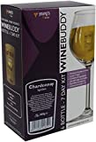 Home Brew & Wine Making - Winebuddy 6 Bottle White Wine Refill - Chardonnay Ingredient Kit