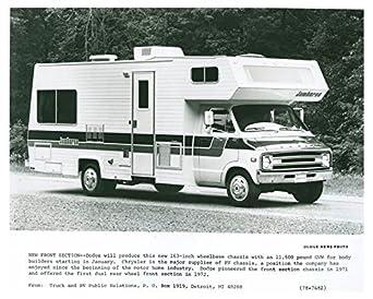 1978 Dodge RV Jamboree Photo Poster at Amazon's Entertainment