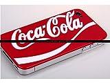 iPhone4S/4専用ハードケース| コカ・コーラ柄 レッド