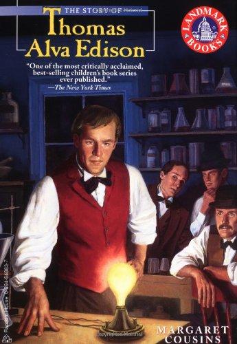 The Story of Thomas Alva Edison (Landmark Books) PDF