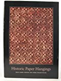 Historic Paper Hangings from Temple Newsam and other English Houses Anthony Wells-Cole