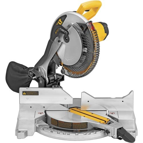 DeWalt DW715 Compound Miter Saw Review
