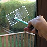 The 'Katcha Bug' Humane Spider & Bug Catcher x 2 - Catch All Creepy Crawlies with Ease without going near them using the Special Trapdoor System!