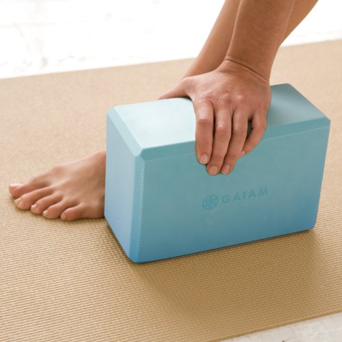 Gaiam Yoga Block (Robins Egg)