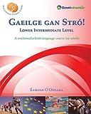 Gaeilge Gan Stro! - Lower Intermediate Level: A Multimedia Irish Language Course for Adults