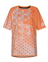 Zimtstern Bezzy Downhill Jersey Ladies orange 2015