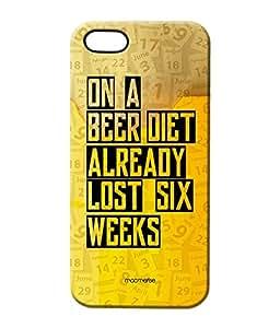 Beer Diet - Pro Case for iPhone SE