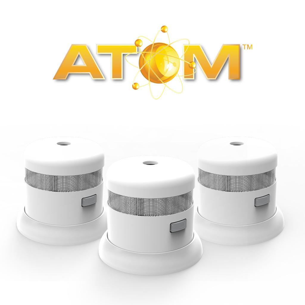 2wb smoke detector