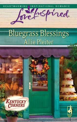 Image of Bluegrass Blessings (Kentucky Corners Series, Book 3) (Love Inspired #502)